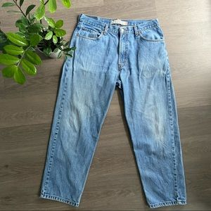 """Levi's Mid-Blue """"Relaxed Fit"""" Jeans"""